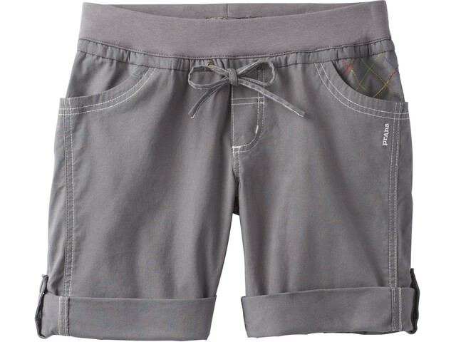 Prana Avril - Shorts Femme - gris